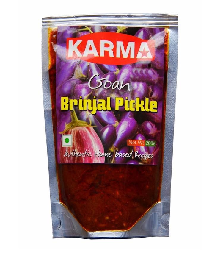 Brinjal Pickle