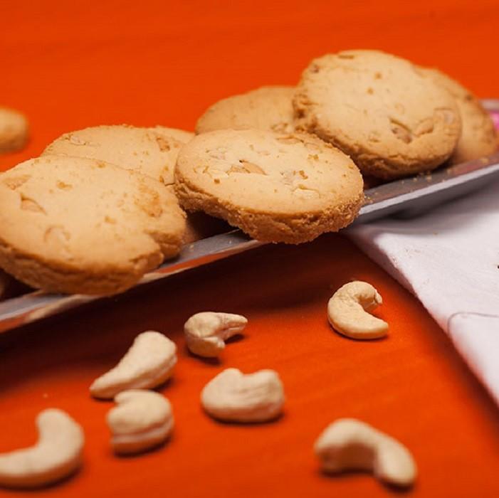 Cashew Nut Biscuits