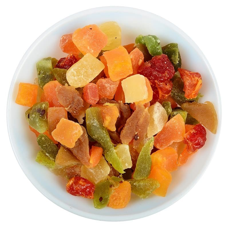 Dehydrated Mix Fruit
