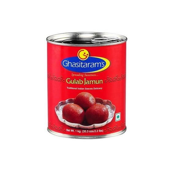 Gulab Jamun Tin