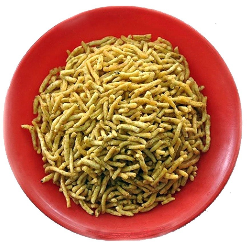 Lasan (Garlic) Ratlami Sev