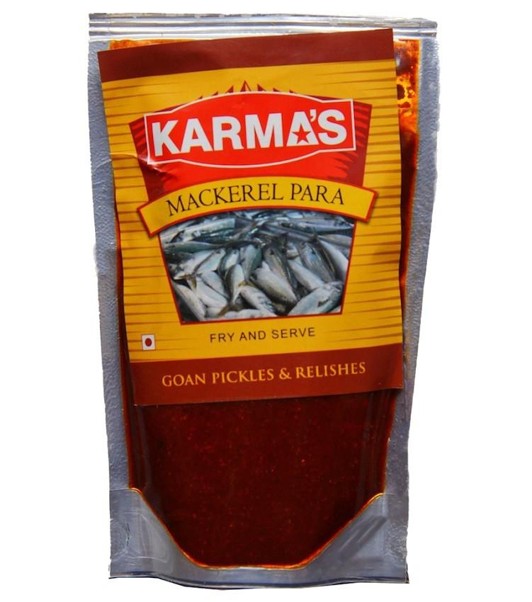 Mackerel Para