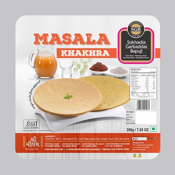 Masala Khakhra