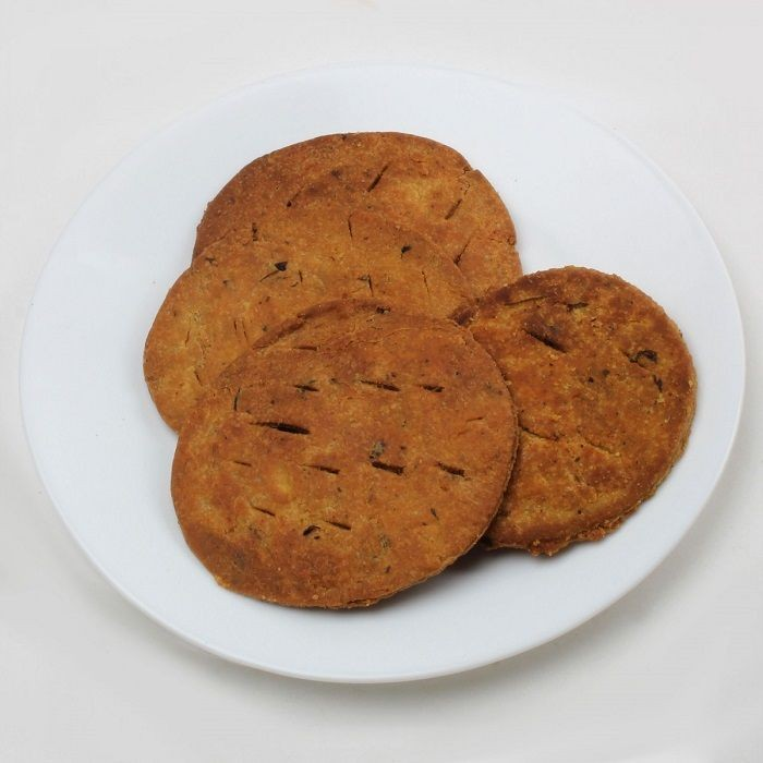 Mix Bhakri (Plain/Methi/Masala)