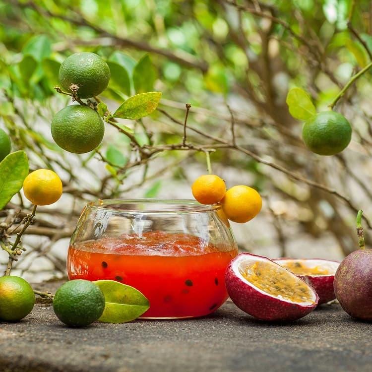 Papaya Citrus Jam (All Natural)
