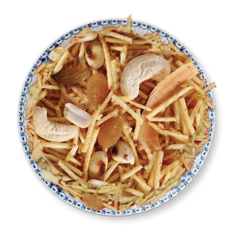 Potato Chiwda