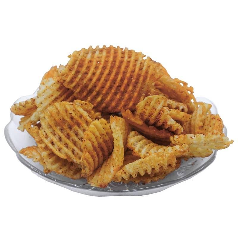 Potato Jaali Masala Wafers