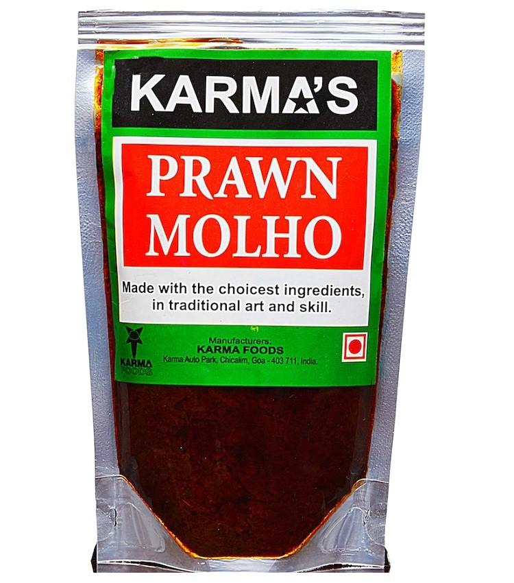Prawn Molho