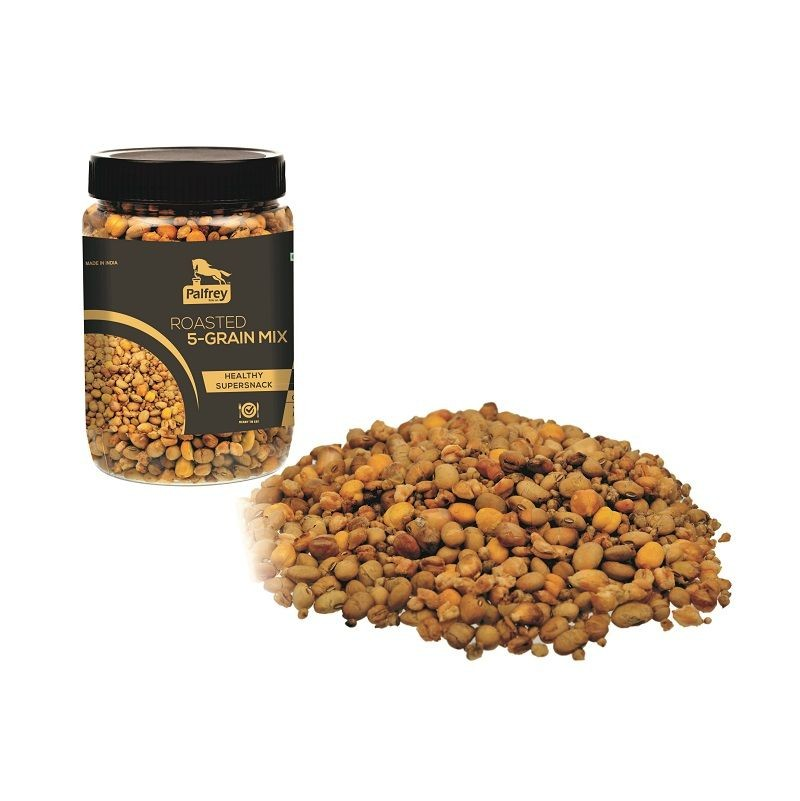 Roasted 5 Grain Mix Super Snack