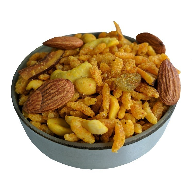 Special Riceflakes Chiwda with Badam