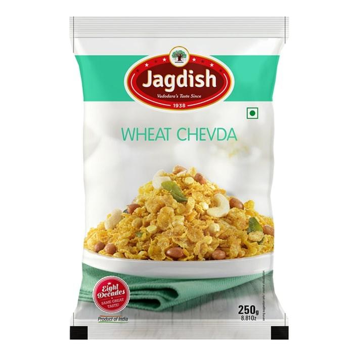 Wheat Chevda