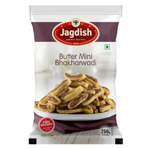 Butter Mini Bhakharwadi