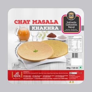 Chat Masala Khakhra