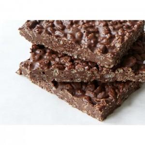 Crispy Crunchy Chocolate