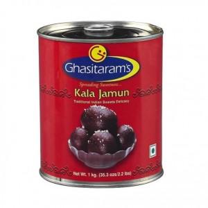 Kala Jamun Tin