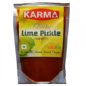 Lime Pickle Sweet