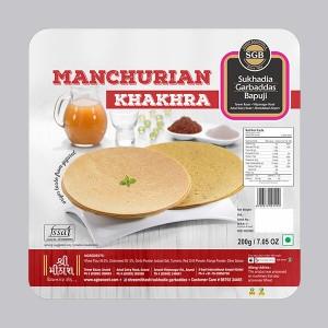 Manchurian Khakhra