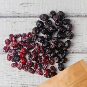 Mixed Berries (Cranberries + Blackberries)