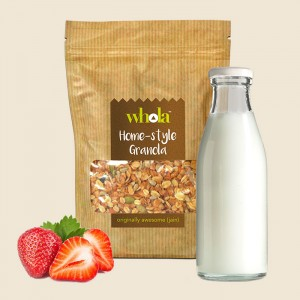 Originally Awesome Granola Jain