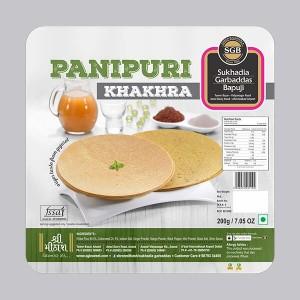 Panipuri Khakhra