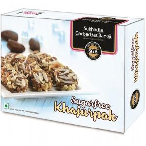Sugarfree Khajurpak
