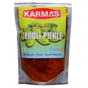 Tendli Pickle
