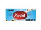 Camp Purohit Sweets